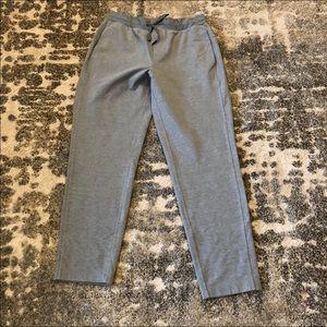 Grey Lululemon Sweatpants